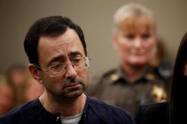 Hasta 175 años de cárcel para el médico Larry Nassar por abusar de gimnastas en Estados Unidos