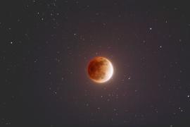 Qué es la 'superluna azul de sangre'