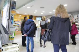 El Govern espera que los casos de gripe en Baleares empiecen a disminuir estos días