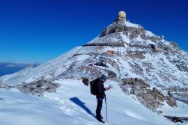 Vuelve la previsión de nieve en cotas altas de Mallorca