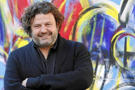 Domingo Zapata: «Quiero ayudar a los artistas jóvenes de Mallorca»
