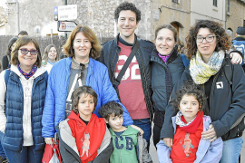 El Pi de Sant Antoni llena las calles de Pollença