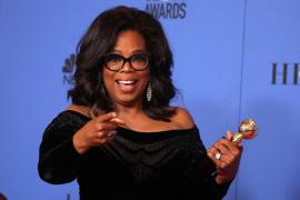 Oprah acalla los rumores y descarta discutirle la reelección a Trump