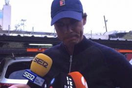 Rafa Nadal, a su llegada Palma: «Mi intención es estar en Acapulco»