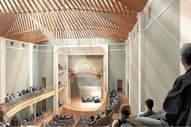 Un gabinete de arquitectura de Madrid gana el concurso del Teatro Defensora