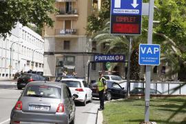 La concesionaria del aparcamiento del Passeig Mallorca pide su ampliación
