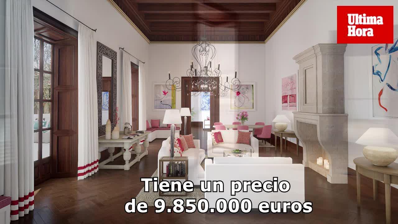 El piso más caro de Palma está en el Born y cuesta casi 10 millones