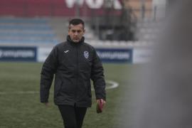 Horacio Melgarejo: «Nos tenemos que hacer fuertes en casa»