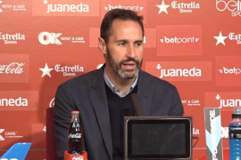 Vicente Moreno avisa del peligro del Atlético Saguntino