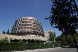 El Constitucional está estudiando el recurso del Gobierno contra la investidura de Puigdemont