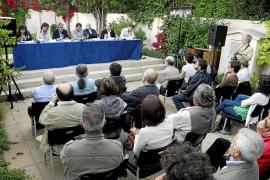 Un reparto «claro» de competencias en cultura, único punto de encuentro en el abanico político
