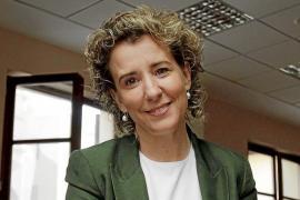 Aina Calvo: «Me encantaría poder conseguir la mayoría absoluta en el Ajuntament de Palma»