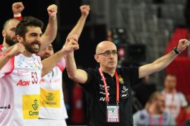 La selección española de balonmano se cuela en la final del Europeo tras eliminar a Francia