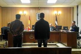 Dos años de cárcel por amputar un dedo a su pareja con una silla en Palma