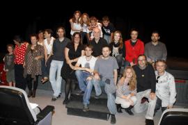 Encuentro de profesores de teatro escolar
