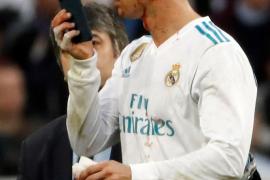 Cristiano Ronaldo sigue siendo guapo... según él mismo