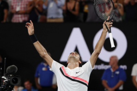 Federer logra su sexto Abierto de Australia