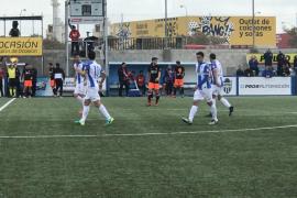 Empate insuficiente del Atlético Baleares ante el Valencia Mestalla