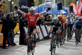 Degenkolb repite triunfo y se adjudica la última etapa de la Challege Mallorca