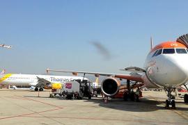 Pugna entre aerolíneas europeas para tener más vuelos en Palma
