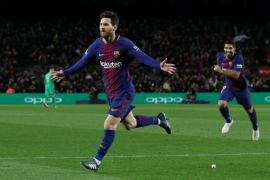 Messi y Suárez completan la remontada ante el Alavés
