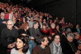 Homenaje a Josep Maria Llompart en los 25 años del Teatre del Mar