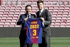 Piqué: «Es el Barça o nada»