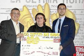 Entrega de 125 premios del sorteo Reyes de Oro de Ultima Hora