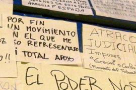 El 'manifiesto fantasma' de los indignados de la Puerta del Sol