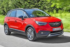 El Opel Crossland X consigue el 'Best in Class 2017'