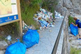 El Govern y el Ajuntament de Escorca pactan el final de la 'guerra' por la gestión de la basura