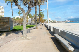 La reforma de la primera línea de Cala Millor está pendiente de la autorización de Madrid