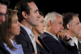 Javier Arenas reprende a Bauzá por organizar actos al margen del PP