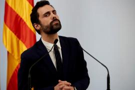El primer gran dilema de Roger Torrent como presidente del Parlament de Cataluña