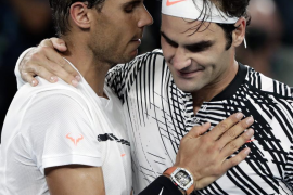 Federer amenaza el trono de Nadal