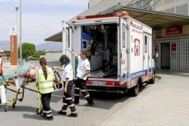 La huelga de ambulancias afectó a un 35% de los pacientes de rehabilitación