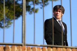 El escenario más incierto de Carles Puigdemont, en directo