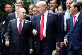 EEUU publica la 'lista Putin' con 96 oligarcas y 114 altos funcionarios rusos beneficiados por el presidente