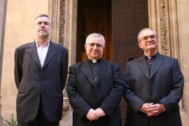 El obispo de Mallorca renueva el consejo episcopal