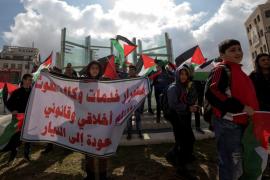 Muere un menor palestino alcanzado por una bala durante enfrentamientos con fuerzas israelíes