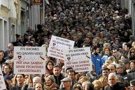Alarma entre las asociaciones de enfermos por el decreto del catalán