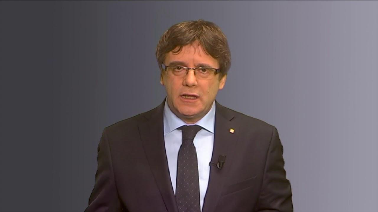 Puigdemont llama a la unidad del independentismo para avanzar «hasta la plenitud de nuestra libertad»