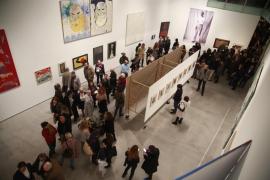 Las fotografías de Jean Marie del Moral 'ilustran' el 14 aniversario de Es Baluard