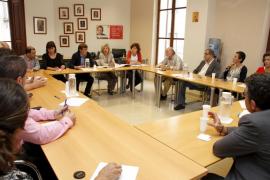 El PSOE se compromete a apoyar al sector audiovisual«en el Govern o en la oposición»