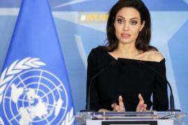 Angelina Jolie se alía con la OTAN contra la violencia sexual en las zonas de conflicto