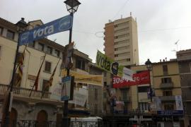 Campañas electorales con lemas más próximos al ciudadano