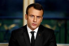 """Macron recomienda """"contención"""" a Erdogan y le exige respetar la soberanía siria en su ofensiva contra los kurdos"""