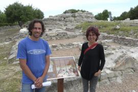 El yacimiento de Son Fornés de Montuïri se adapta al visitante