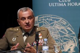«Nuestros soldados van bien preparados y equipados a las zonas de operaciones»