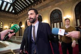 Torrent: «Puigdemont es y continuará siendo candidato a la presidencia»